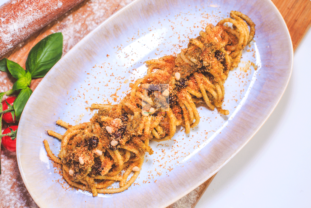 Pasta con le Sarde, a Sicilian treasure
