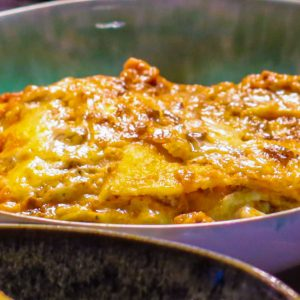 lasagna homemade sicilian delivery amsterdam