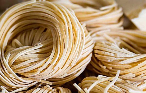 spaghetti alla chitarra homemade sicilian delivery amsterdam