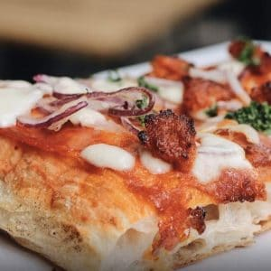 pizza al taglio homemade sicilian food amsterdam delivery