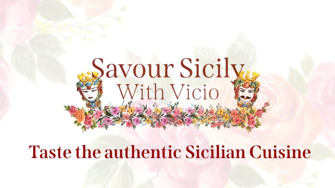 Savour Sicily with Vicio | Degustation Menu